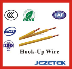 BVR Soft PVC Jacket Hook-up Wire