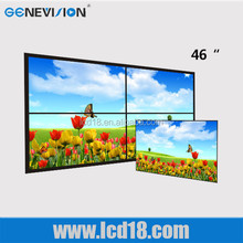 Lcd Video Wall 46'' LCD video wall with narrow bezel 9.8 mm