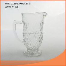 Super quality promotional glass beer steins