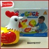 Plastic chicken toys