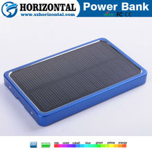 Factory price universal solar power bank 2600mah,portable panel solar power bank shenzhen china