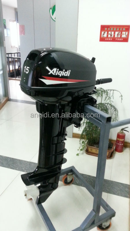 T15 Outboard Motor 2 Stroke For Sale Gasoline Outboard