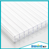 14mm green house multiwall transparent polycarbonate sheet