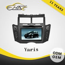 EXCELLENT QUALITY for toyota yaris sedan car dvd player gps navigation