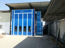 WLD15000 large size Bus truck Spray Booth