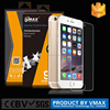 New package!clear gold 9h hardness anti-shock anti-water 0.33mm tempered glass screen protector for IPhone 6s /6s plus OEM/odm