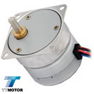 24V 100mA electric micro stepping motor GM43-42BY
