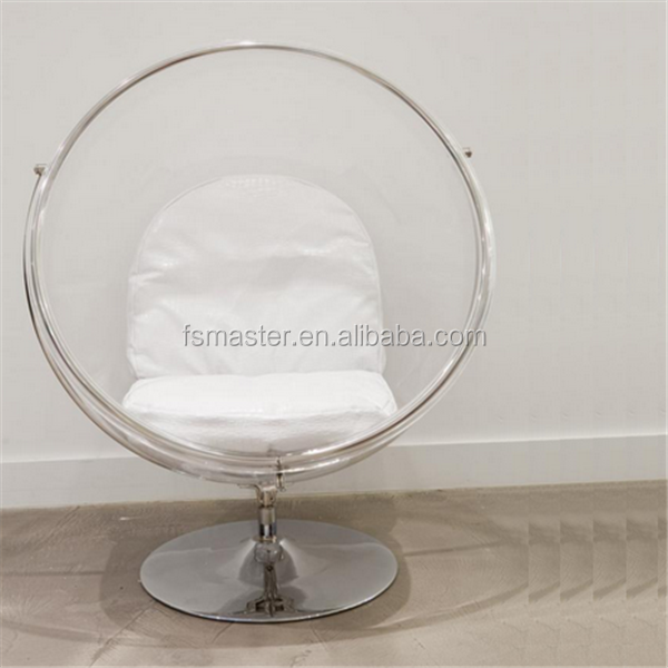 modern standing acrylic bubble chair sofa with stand buy standing bubble chair sofa standing. Black Bedroom Furniture Sets. Home Design Ideas