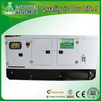 diesel 75 kva 60hz generators prices Power by CUMMINS Engine