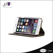 PU leather printing cover case for mobil phone