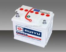 12V lead acid dry battery hankook battery