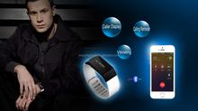 Bluetooth Watch Smart Phone Health Bracelet E5 waterproof