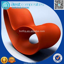 BST Composite materials FRP furniture,lower price than other suppliers glass fiber reinforced plastic rocking chair