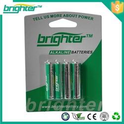golden power alkaline battery 1.5v dry cell battery no. 7 alkaline battery