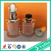 acrylic essential dropper bottle ,skin care dropper bottle,acrylic essential oil bottle for beautiful lady