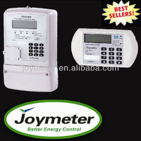 JOY312 Prepayment STS Keypad Energy Meters/electric sub meter