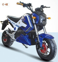 electric double motorcycle for racing