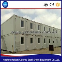 Two floor luxury house container made in China,mobile living house container for sale