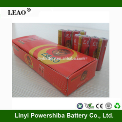 supply aa size um3 r6 fry battery for sale