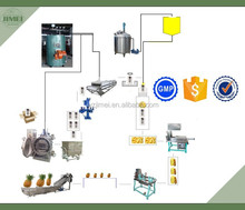 Trade assurance supplier complete Pineapple fruit Canned foods processing line