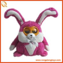 Conejo de peluche de peluche y conejo de peluche de juguete suave juguete del patrón del conejo de conejo inteligente BC7706001