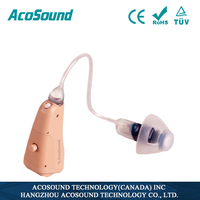 AcoSound Acomate 821 RIC Hearing Aid with Tinnitus Mask Treatment