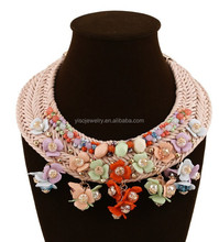 collar bone fashion necklace jewelry