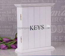 Plain Wooden Key Cabinet For Home direction