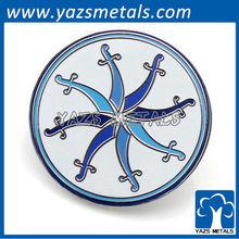 Custom Hard enamel metal emblem