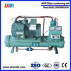 high quality water cooled condensing unit for cold room storage