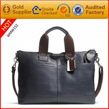 Blue Mens Hand Bag Shoulder Sling Bag Cross Body Bag