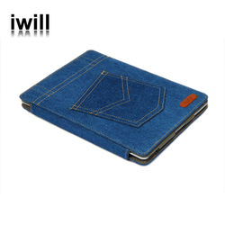 Cheap wholesale price!! Shock proof tablet case for ipad jean case for ipad 2 3 4
