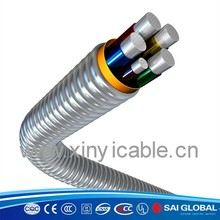 TC90 aluminum alloy conductor 5x16mm2 power cable