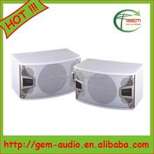 Passive Karaoke Classic Speaker Karaoke, KTV loudspeaker/guangdong manufacturer Gem-8005