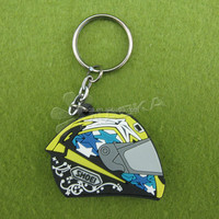 Made in China High quality custom soft pvc keychains