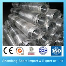 Anti- radiazione produttori di lastre di piombo fornitura di metallo lamina di piombo