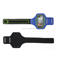 High quality Hot selling outdoor sports waterproof and shockproof running neoprene armband phone pouch
