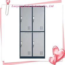4 door bureau best selling steel clothes bureau