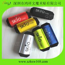 Banda de ski con velcro HXW-Nailon+EVA y diseño personalizado, venta al por mayor