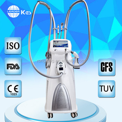 new design 2015 cavitation body shaping device treatment facial multifunction beauty machine