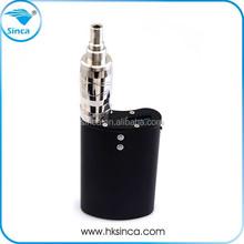 Sinca Deluxe Digital vaporizer vapor flask 40w with temperature control function herbal vaporizer