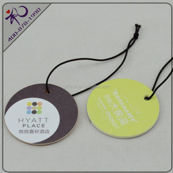 Shenzhen Factory custom logo paper car freshener with long-lasting smell