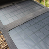 MiQ high efficiency folding solar panels for iphone or other cell phone charging waterproof