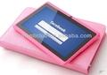 7 pulgadas tablet pc con la batería reemplazable de apoyo de todo el software