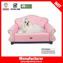 sofá para perros de la princesa cama para mascotas para perros