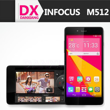 5.0 inch Touch Screen Infocus M512 Quad core 4G LTE 1GB RAM 2+8MP Cameras Mobile Phone