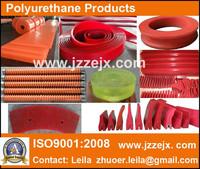 Engineering Plastic Products Cast Polyurethane Elastomer Products