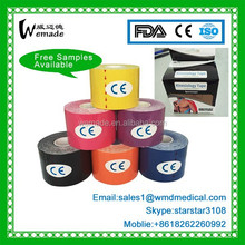 Training adhesive tape 5cmx5m Surgical/Medical Device Sports/ athlete Kinesiology Tape
