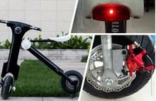 Newest Designed! Foldable Electric Scooter 48V 350w Portable scooter motorcycle motorbike for adults