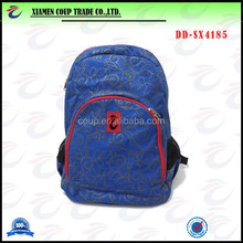 promotional fashinalbe high school backpack